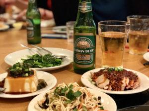 日本で台湾ビールが飲めるお店
