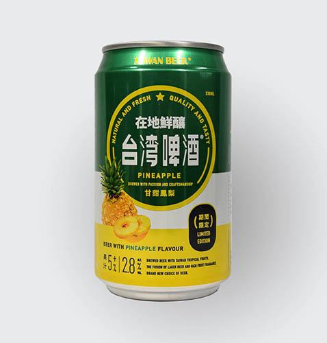 パイナップルビール