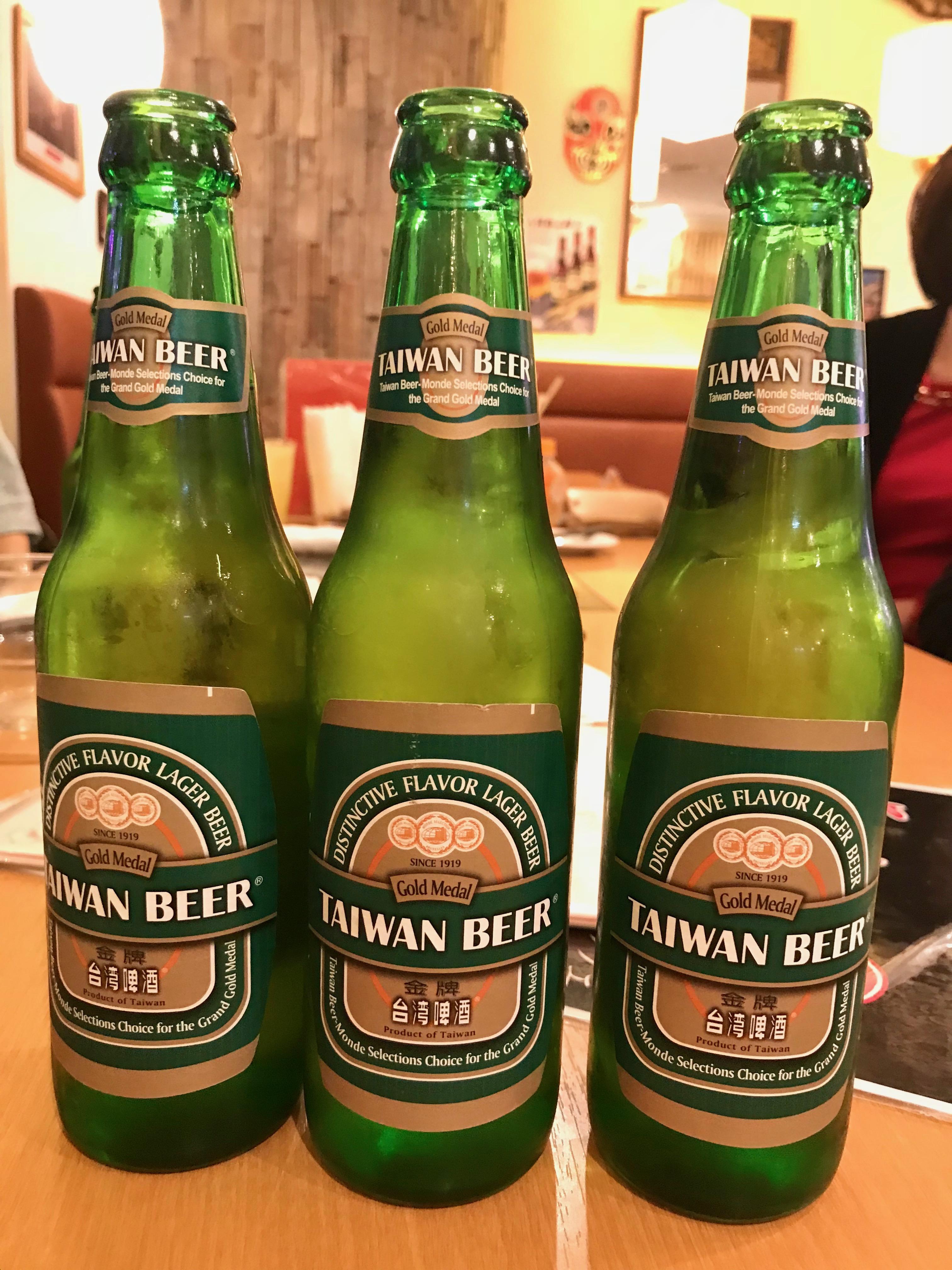 台湾ビール金牌プレミアムビール