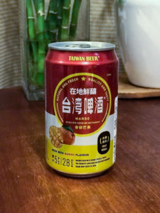 台湾ビール マンゴー味