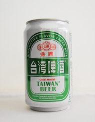 台湾ビール金牌缶